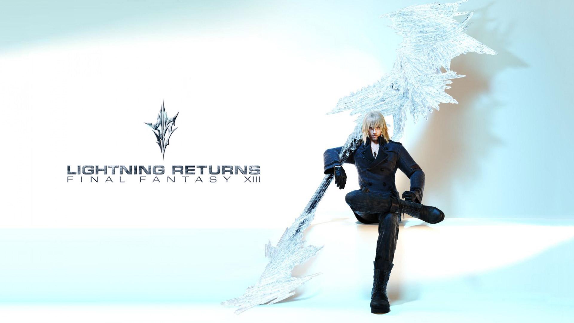 Lightning Returns: Final Fantasy XIII Wallpaper in 1920x1080
