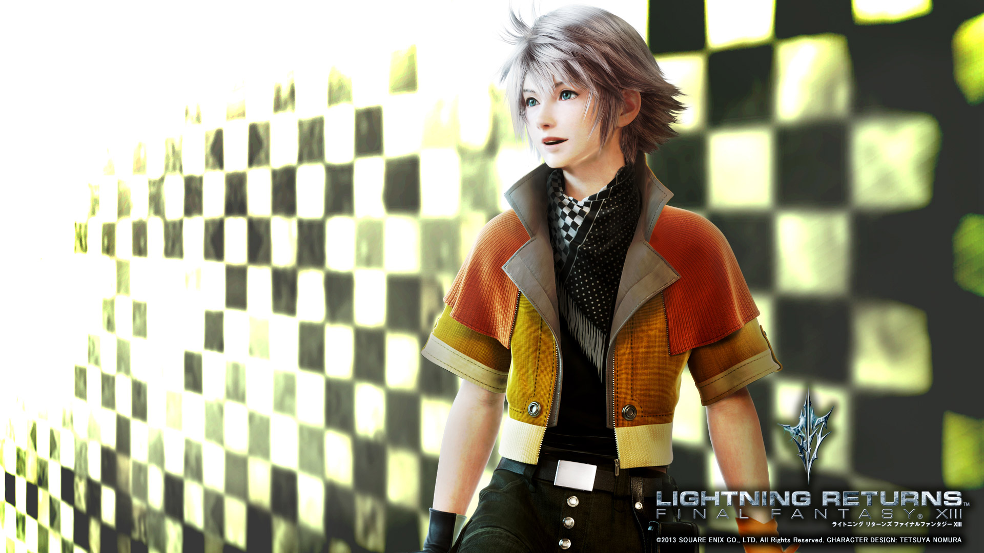 Lightning Returns: Final Fantasy XIII Wallpaper in 1920x1080
