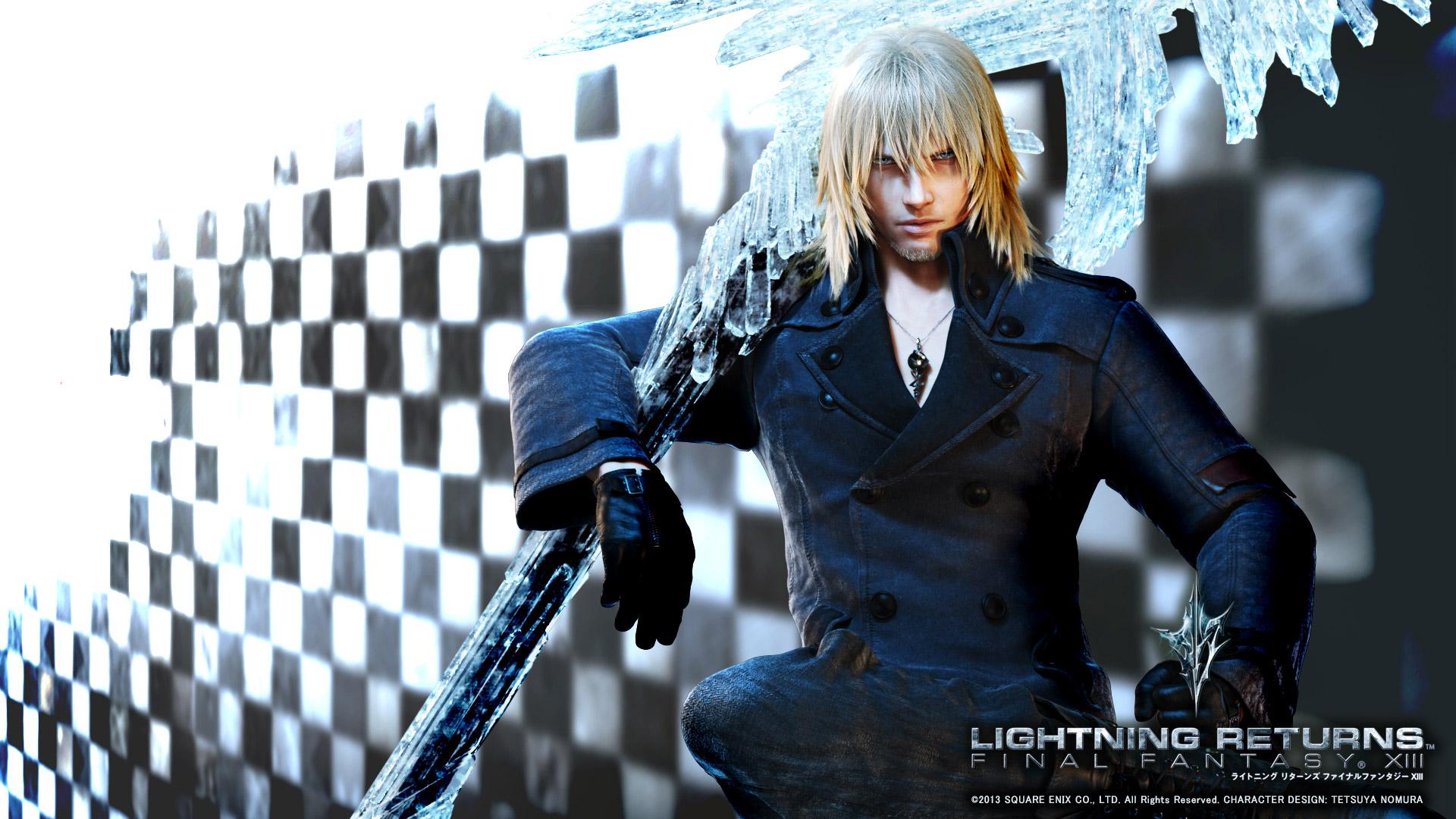 Free Lightning Returns: Final Fantasy XIII Wallpaper in 1920x1080