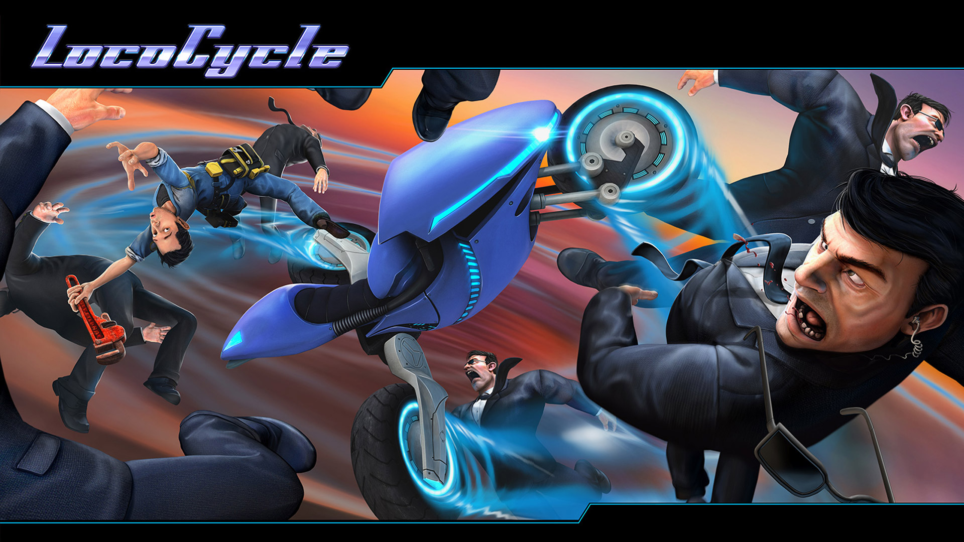 LocoCycle Wallpaper in 1920x1080