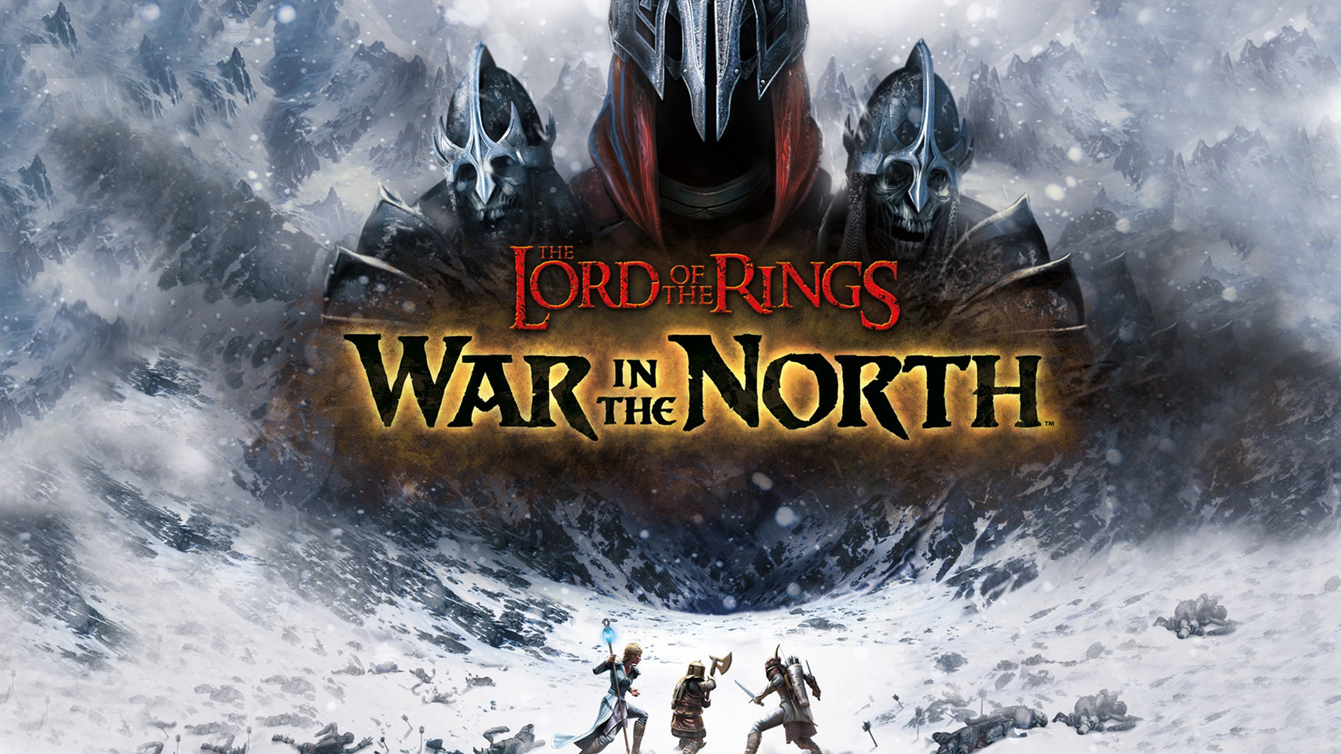 The Lord of the Rings: War in the North Wallpaper in 1920x1080