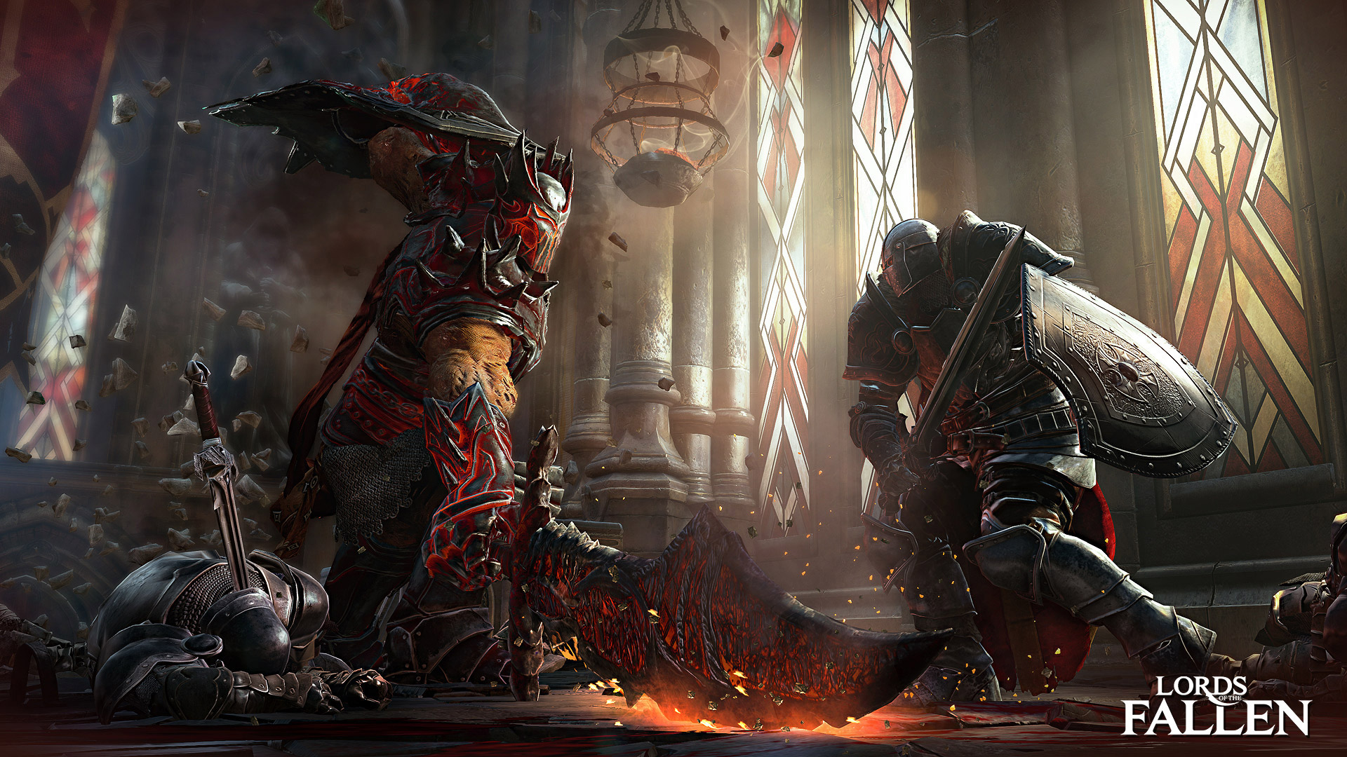 Free Lords of the Fallen Wallpaper in 1920x1080