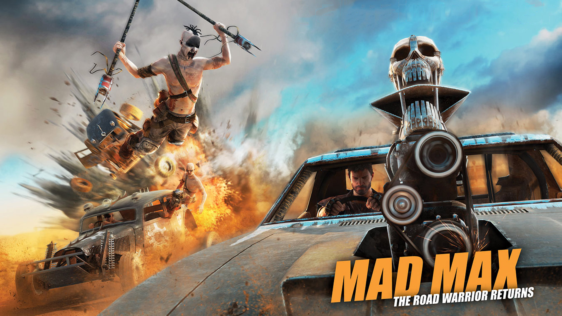 Mad Max Wallpaper in 1920x1080