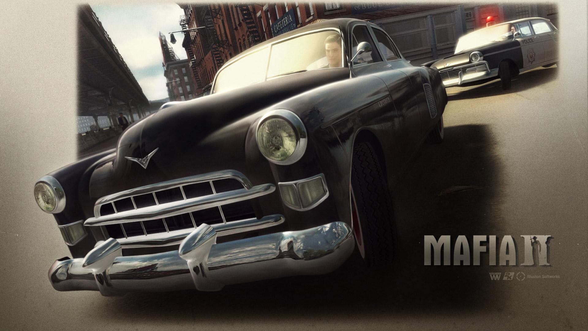 Free Mafia II Wallpaper in 1920x1080