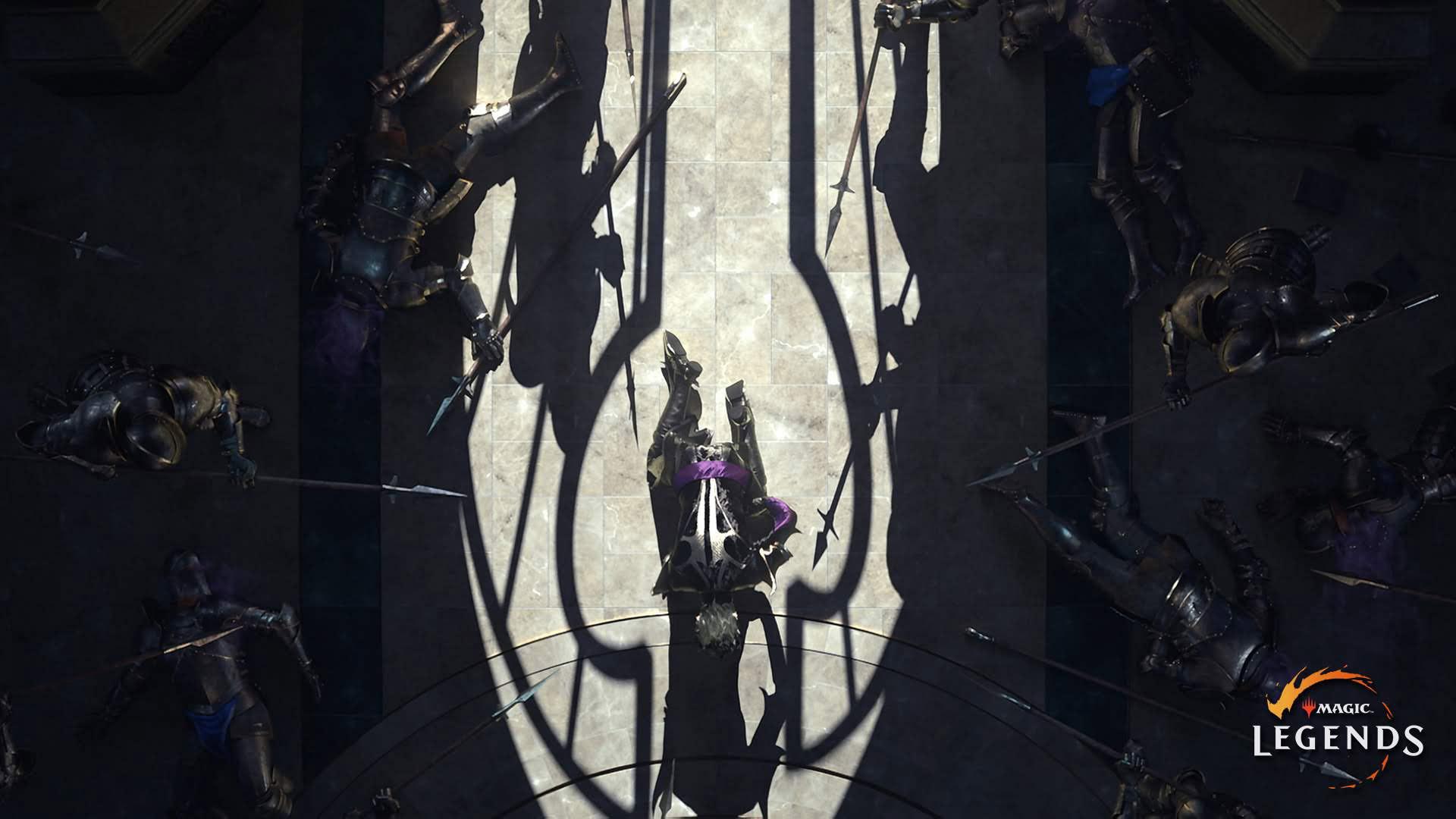 Free Magic: Legends Wallpaper in 1920x1080