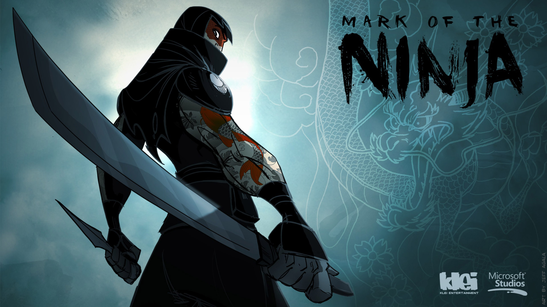 Mark of the Ninja Wallpaper in 1920x1080