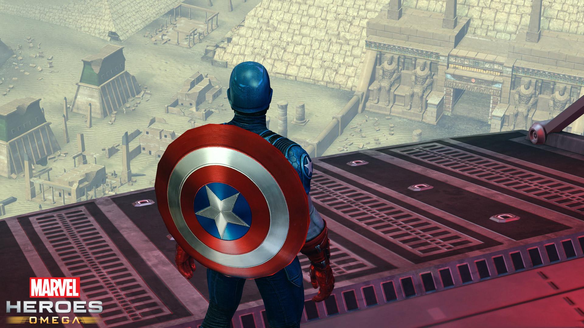 Marvel Heroes Wallpaper in 1920x1080