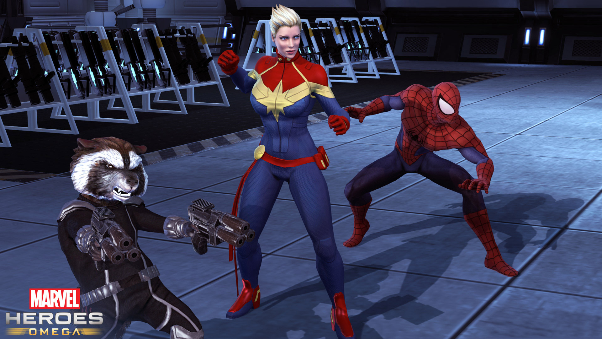 Marvel Heroes Wallpaper in 1920x1080