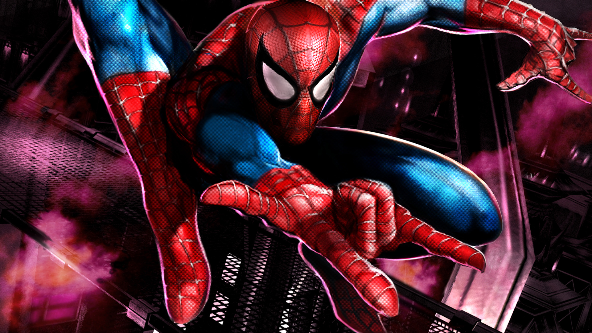 Free Marvel: Ultimate Alliance Wallpaper in 1920x1080