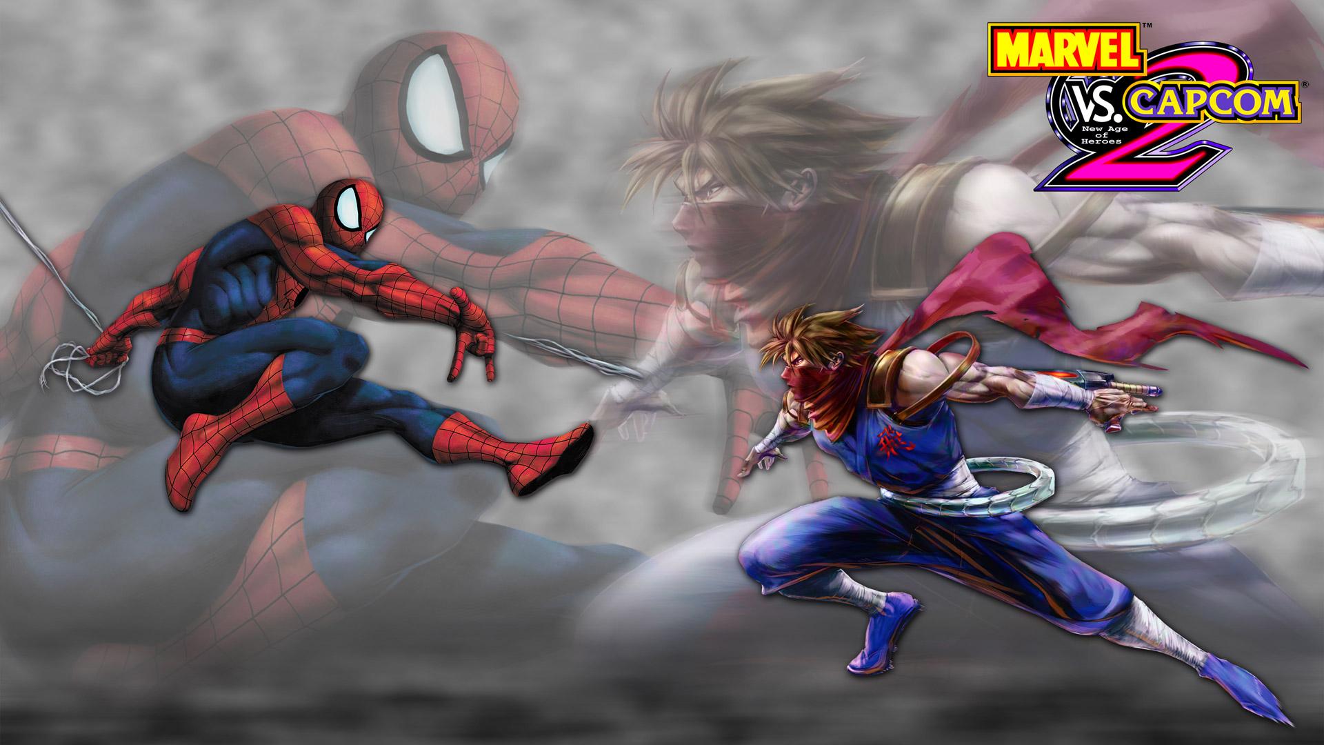 Marvel vs. Capcom 2: New Age of Heroes Wallpaper in 1920x1080