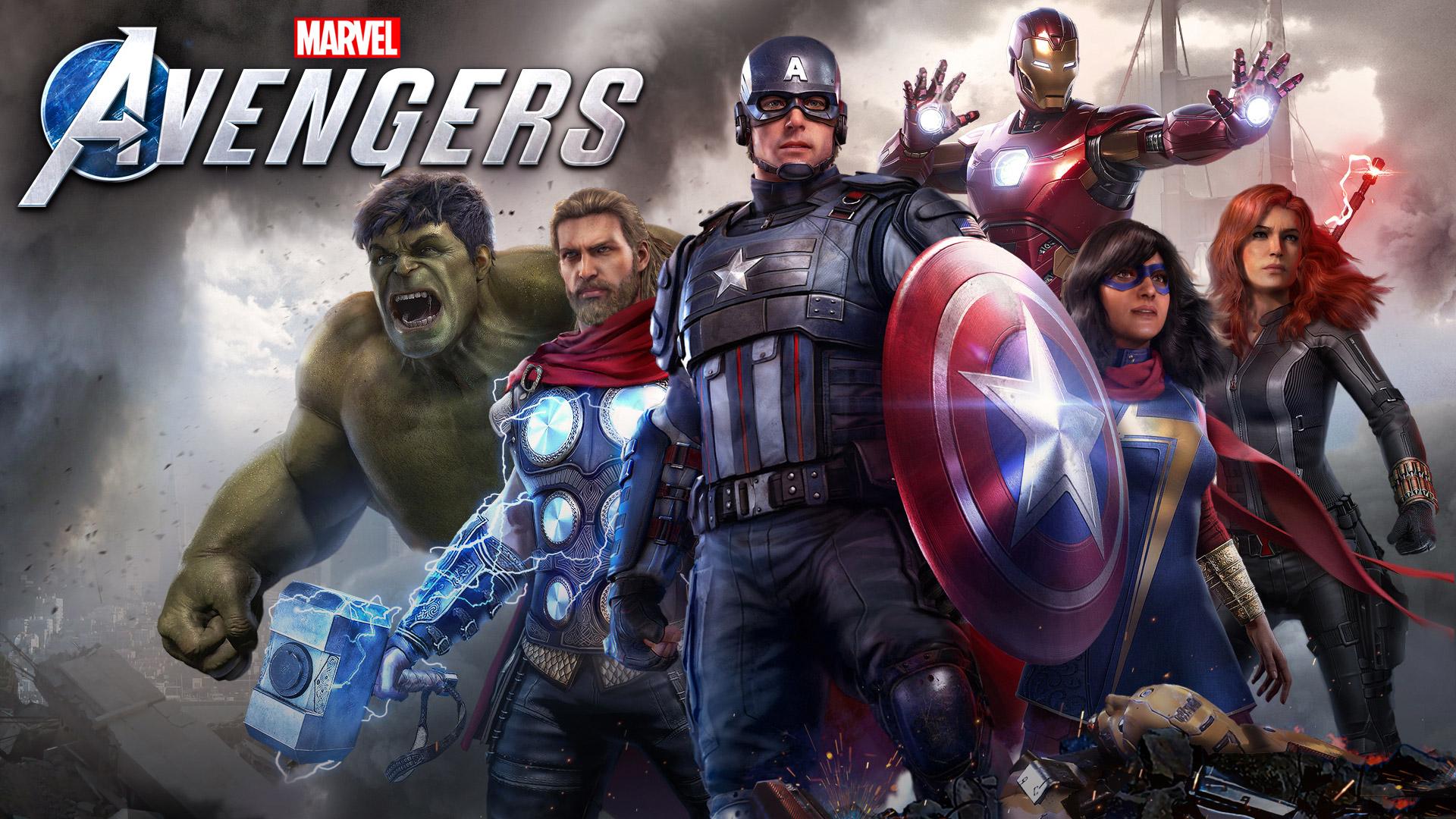 Marvel's Avengers Wallpaper in 1920x1080