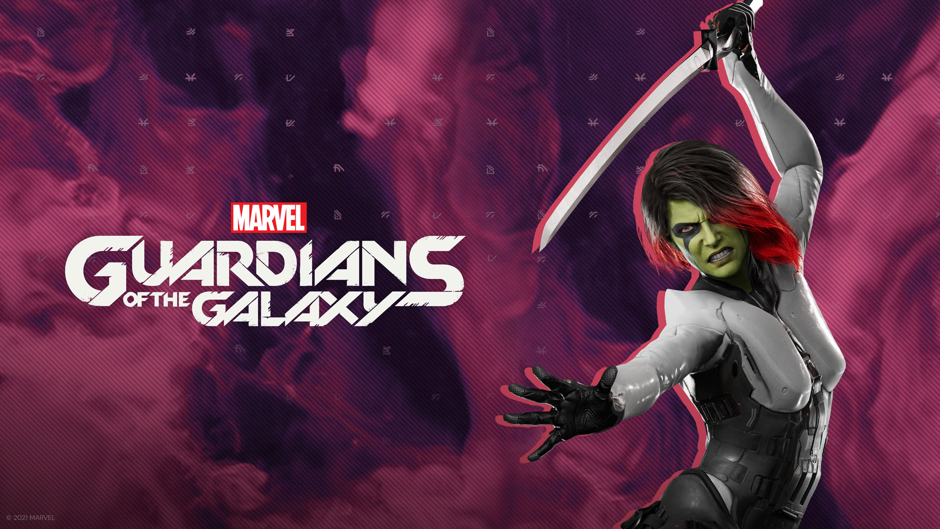 Free Marvel's Guardians of the Galaxy Wallpaper in 1920x1080