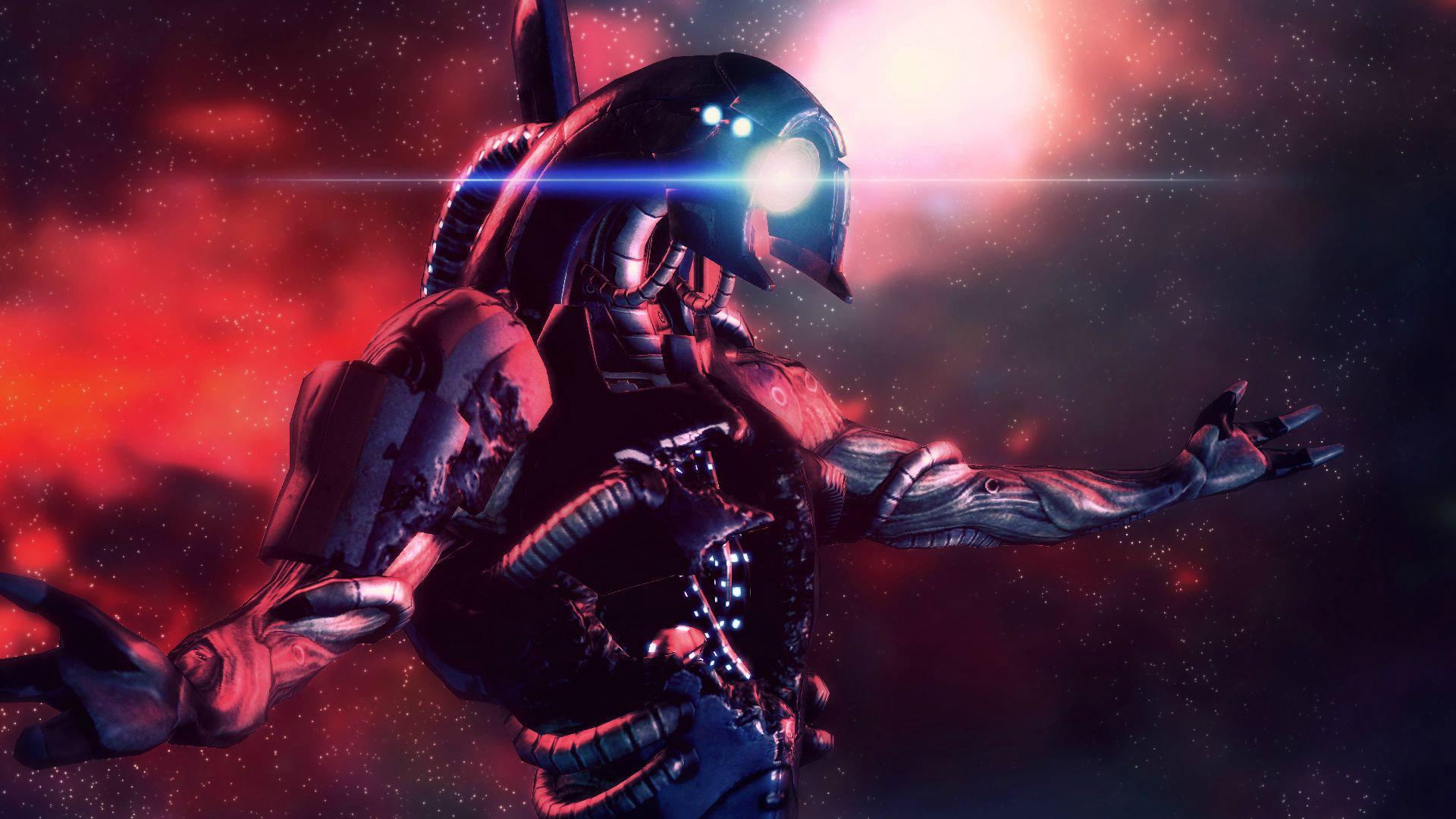 Free Mass Effect 2 Wallpaper in 1920x1080