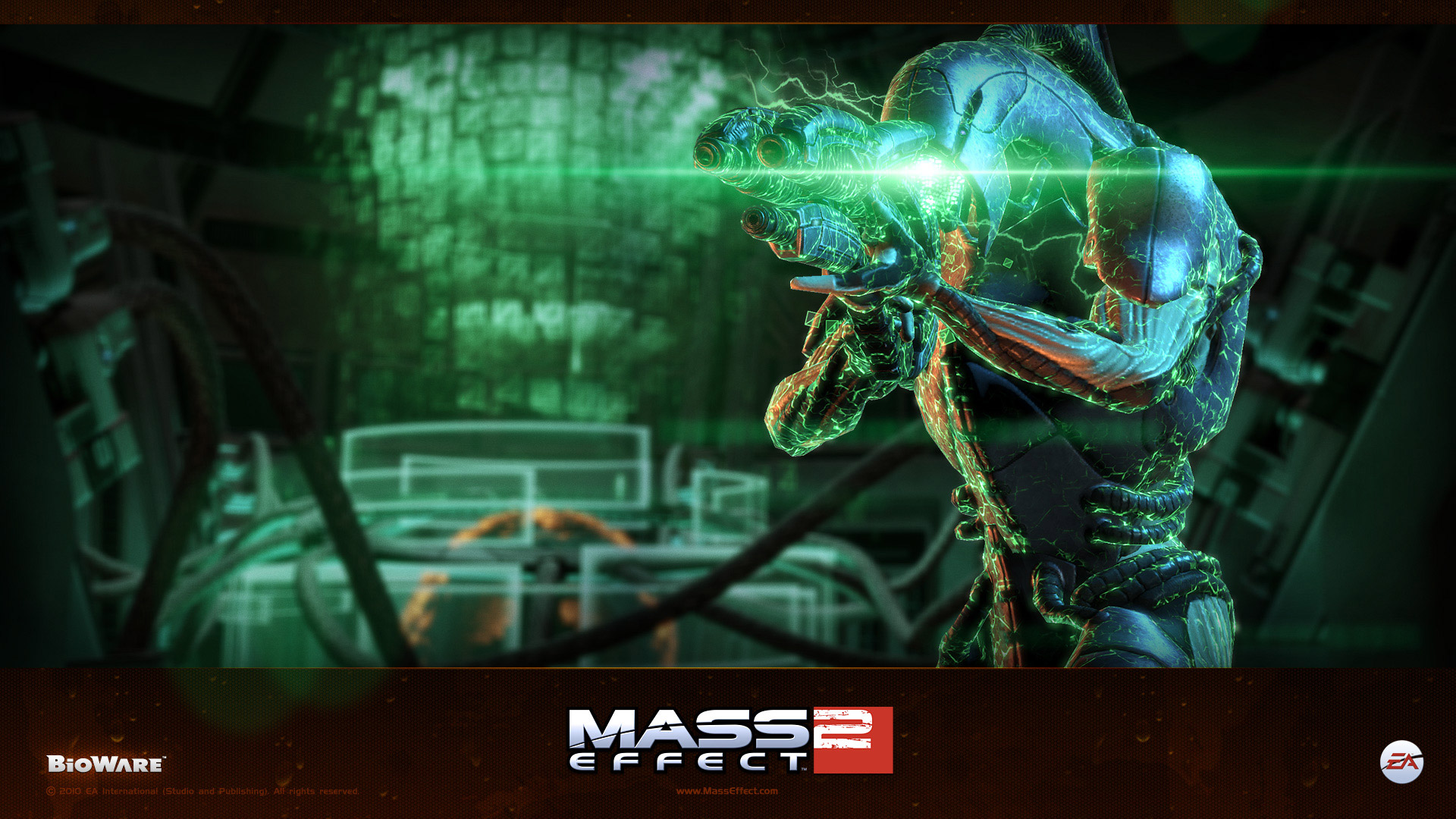Mass Effect 2 Wallpaper in 1920x1080