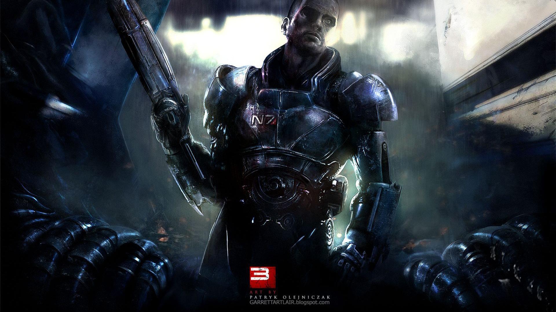 Mass Effect 3 Wallpaper in 1920x1080