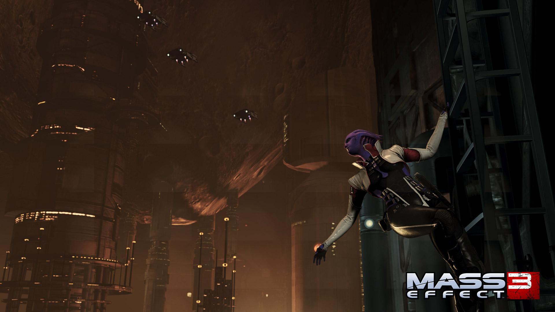 Free Mass Effect 3 Wallpaper in 1920x1080