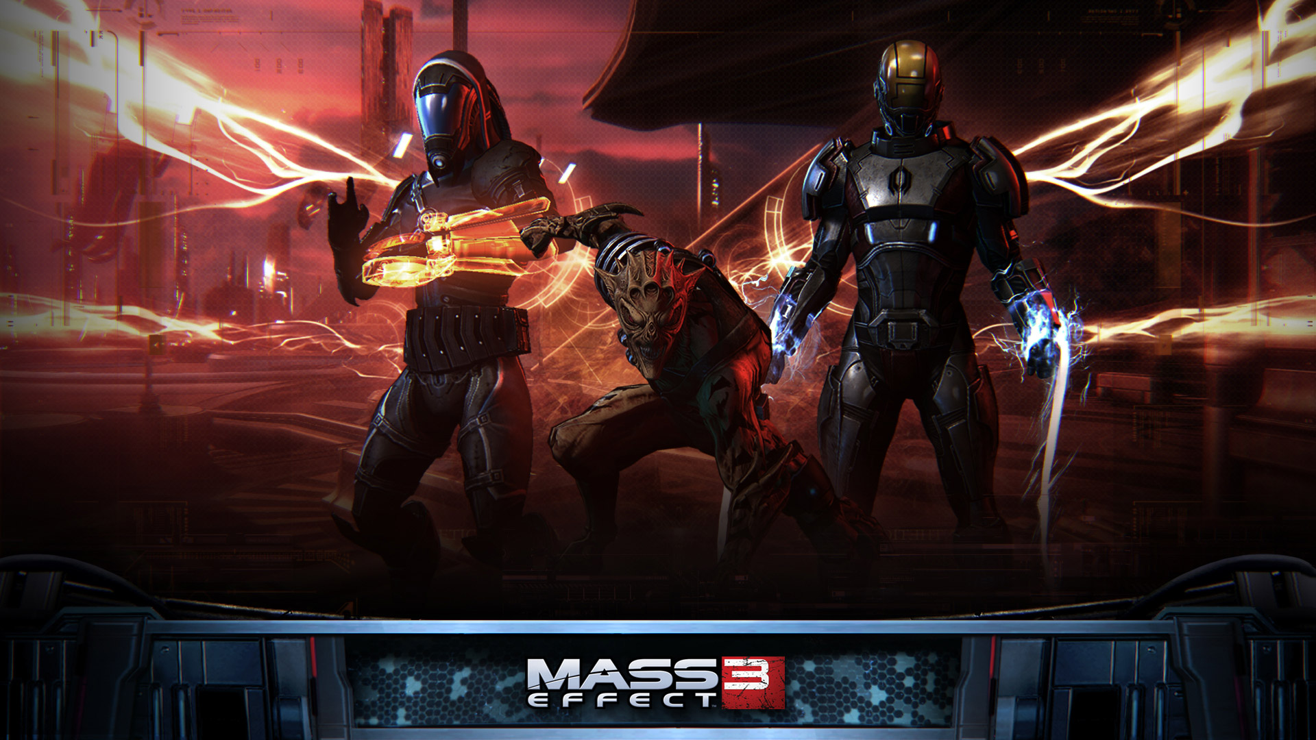 Mass Effect 3 Wallpaper in 1920x1080