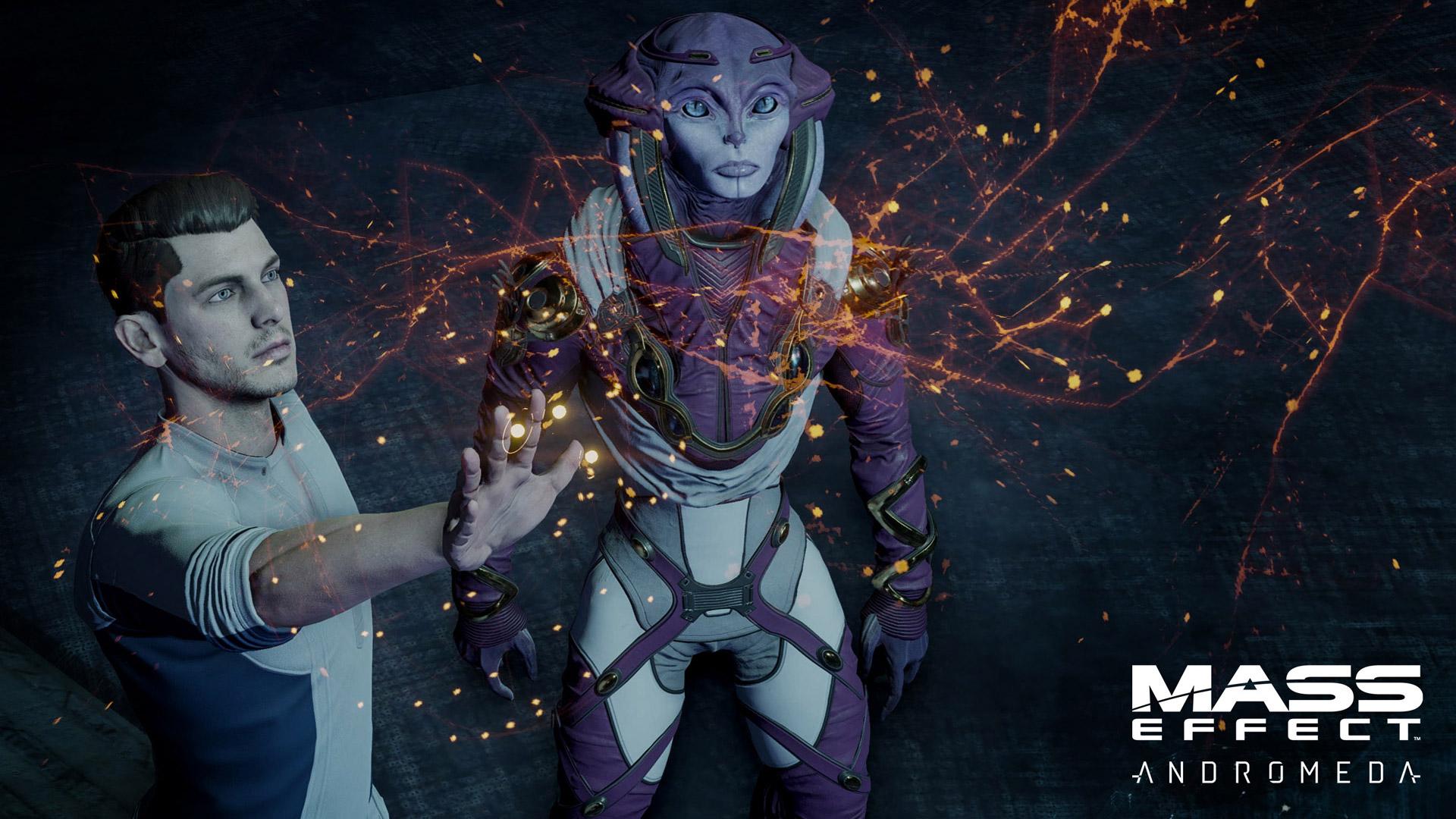 Mass Effect: Andromeda Wallpaper in 1920x1080