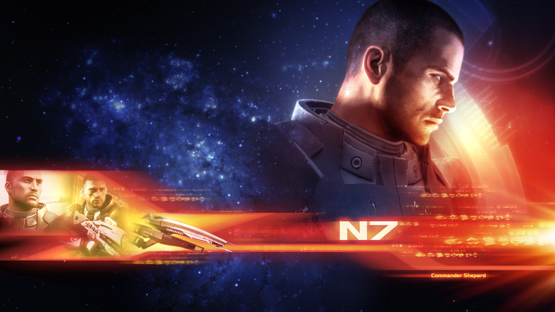 Free Mass Effect Wallpaper in 1920x1080