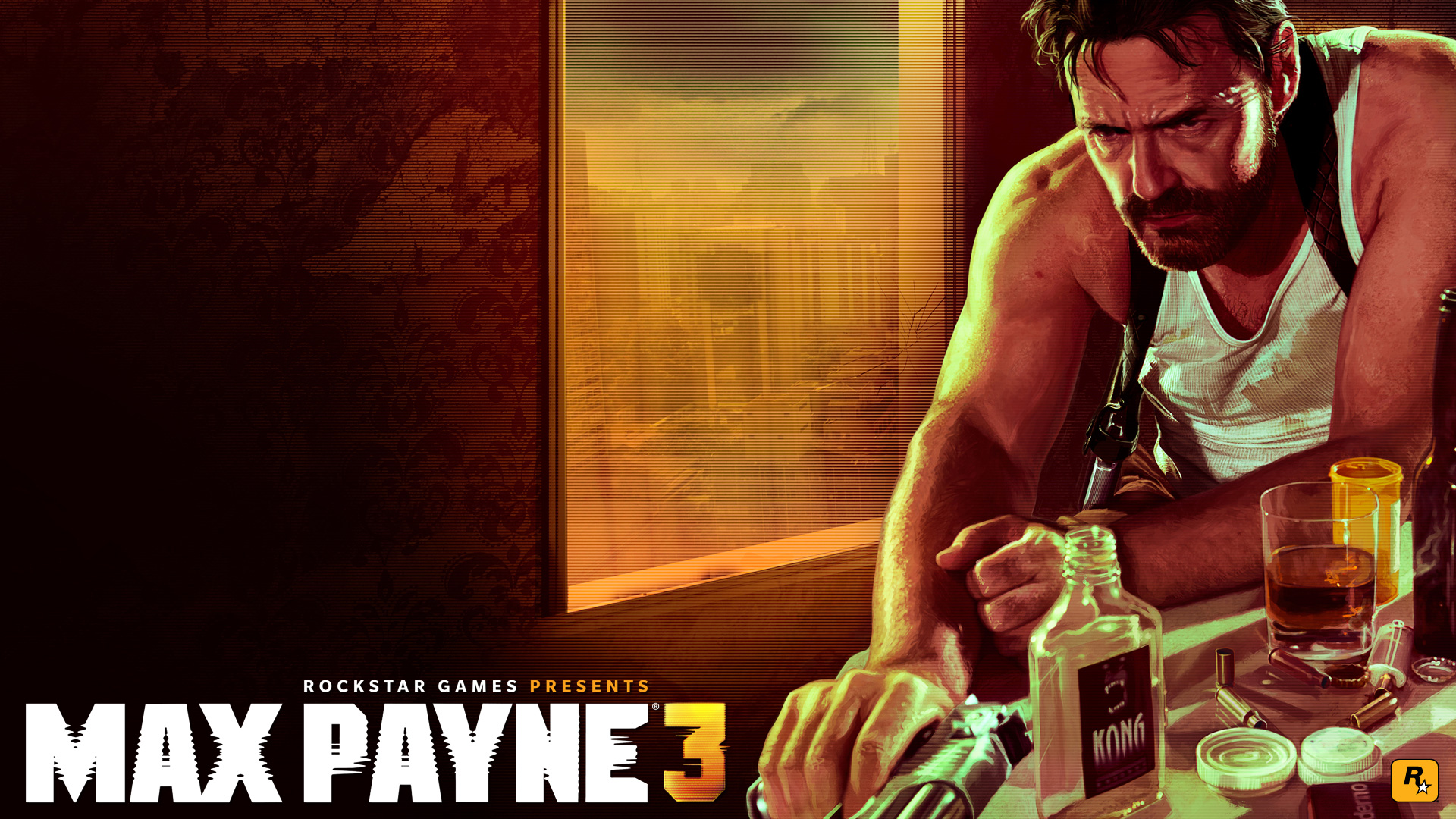 Max Payne 3 Wallpaper in 1920x1080