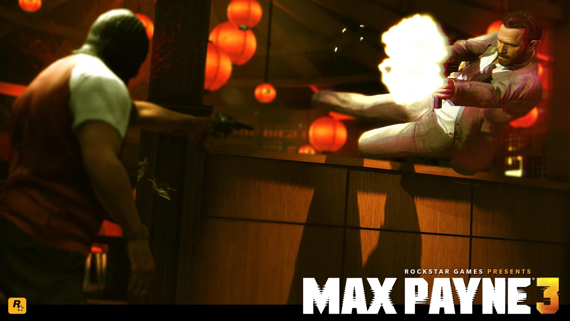 Free Max Payne 3 Wallpaper in 1920x1080