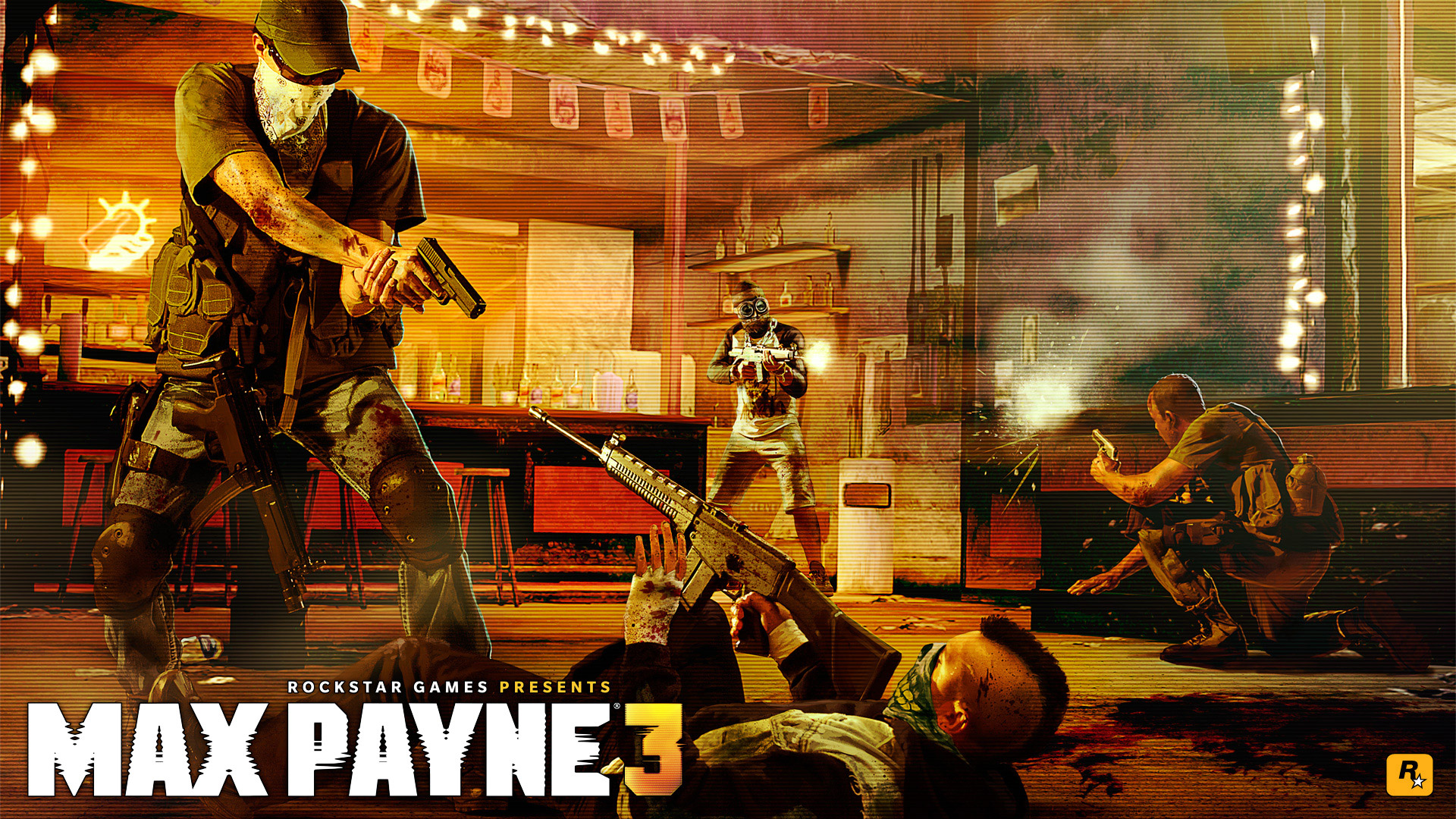 Max Payne 3 Wallpaper in 1920x1080