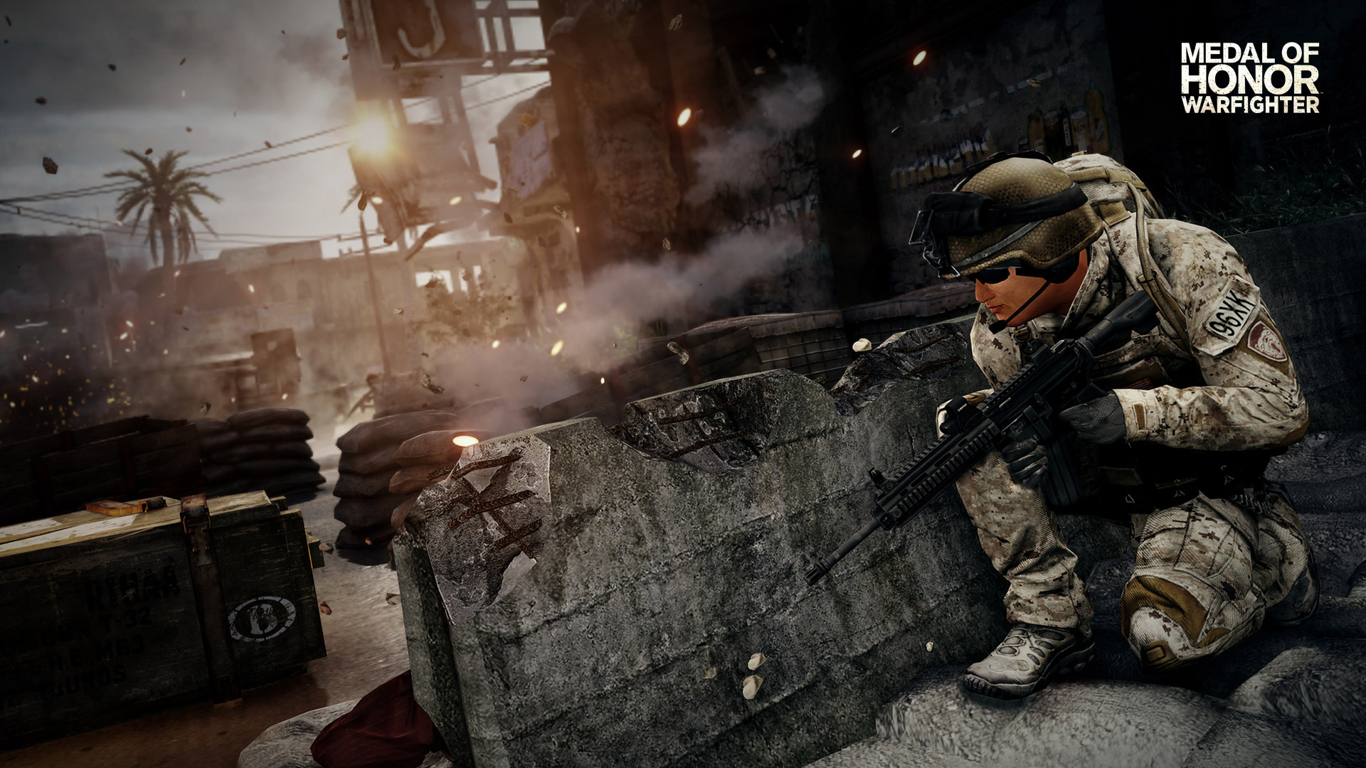 Medal of Honor: Warfighter Wallpaper in 1920x1080