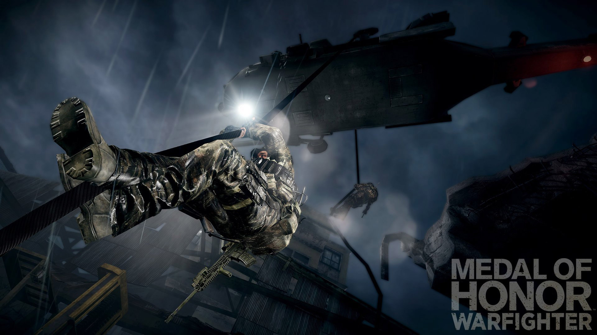 Free Medal of Honor: Warfighter Wallpaper in 1920x1080