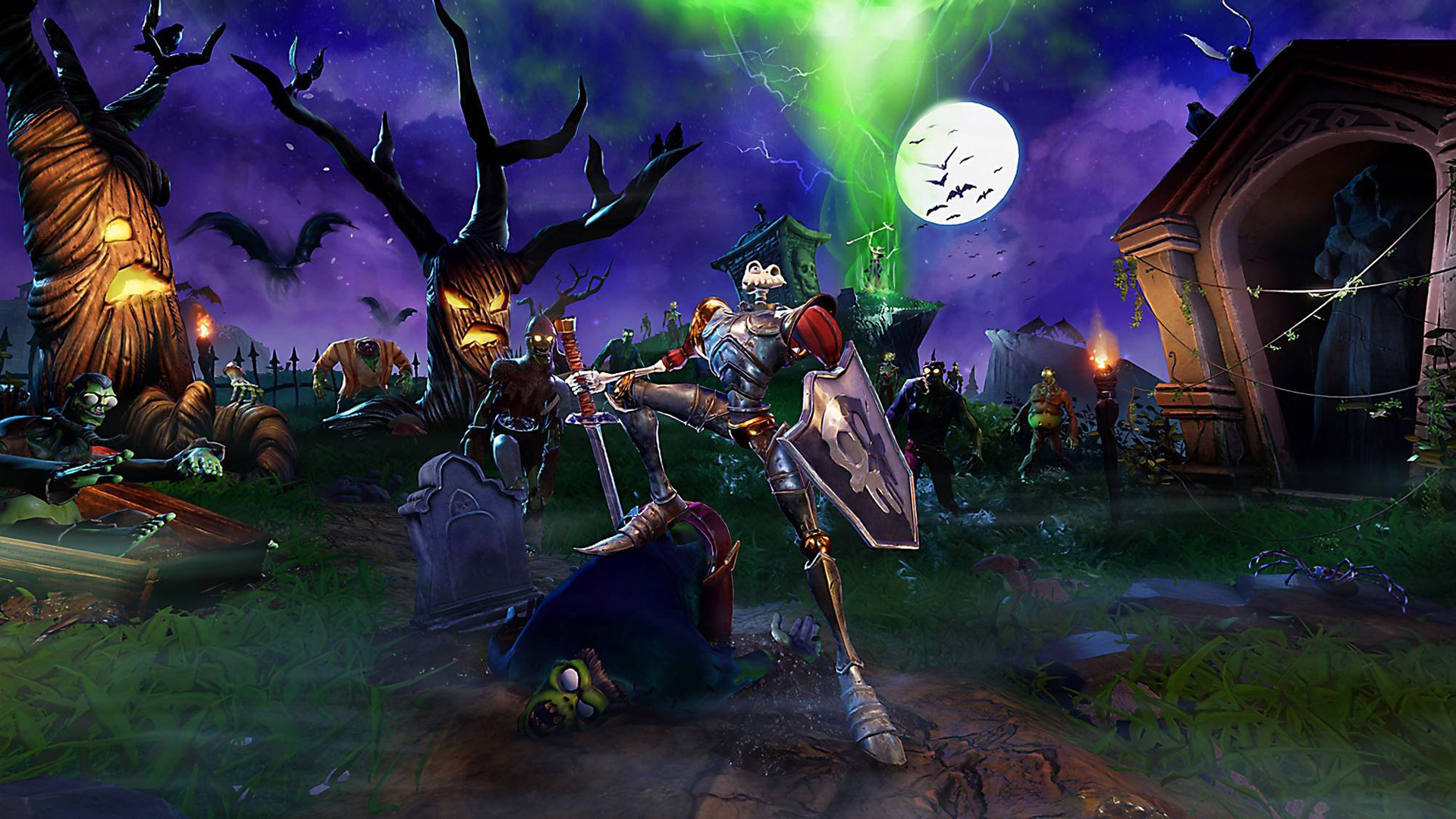 Free MediEvil Wallpaper in 1920x1080