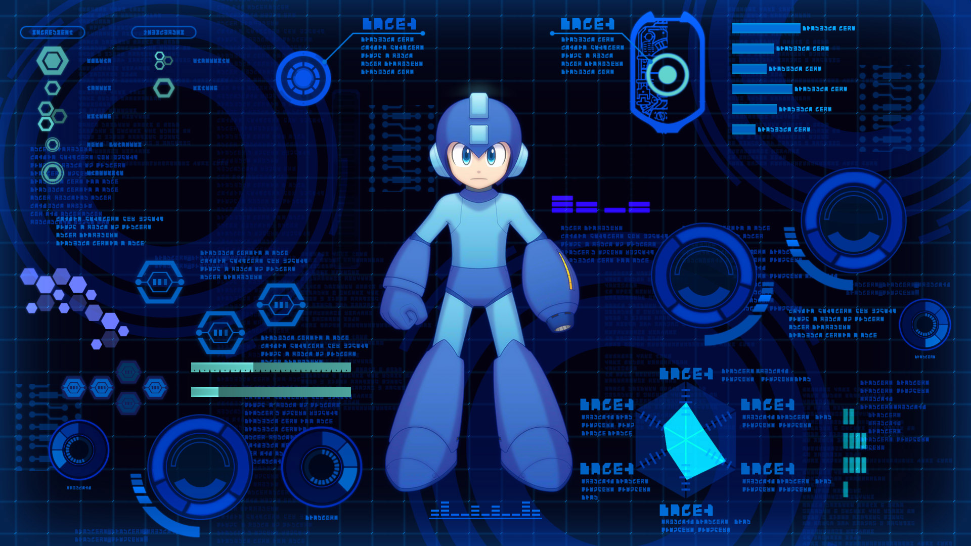 Free Mega Man 11 Wallpaper in 1920x1080