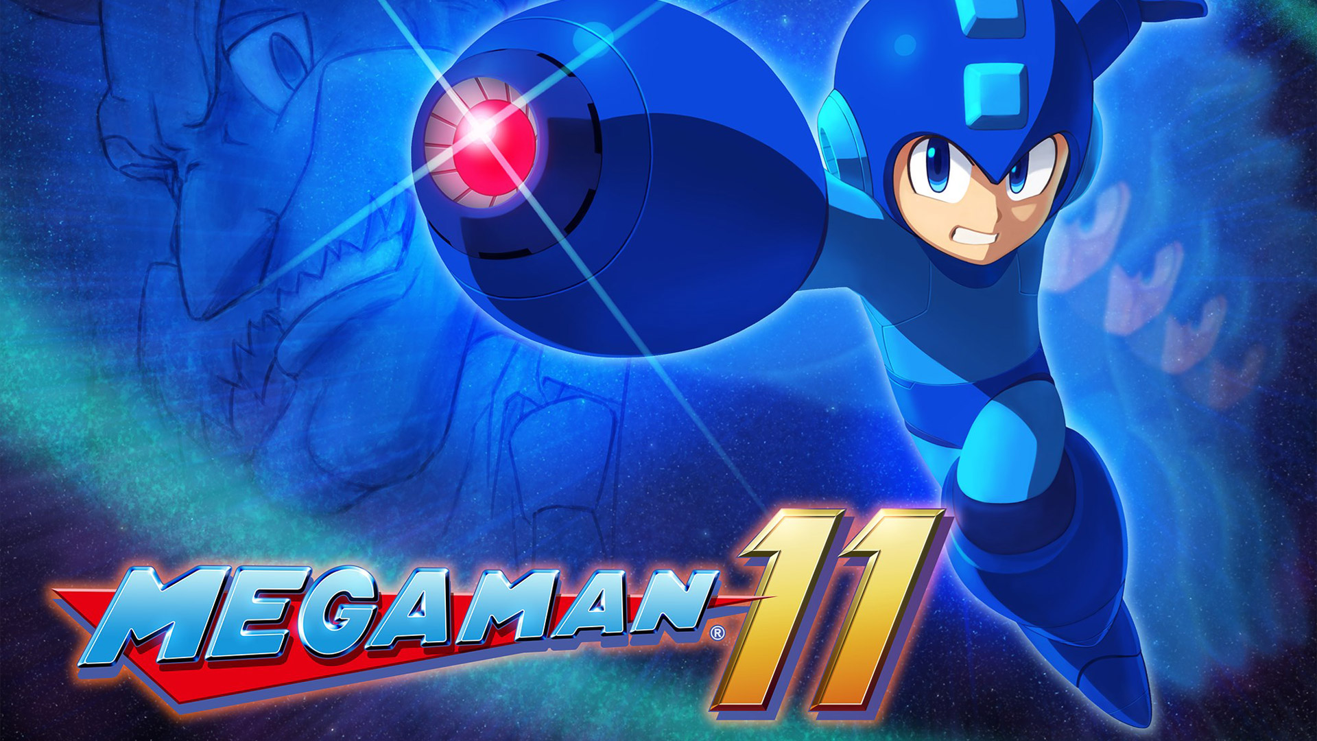Mega Man 11 Wallpaper in 1920x1080