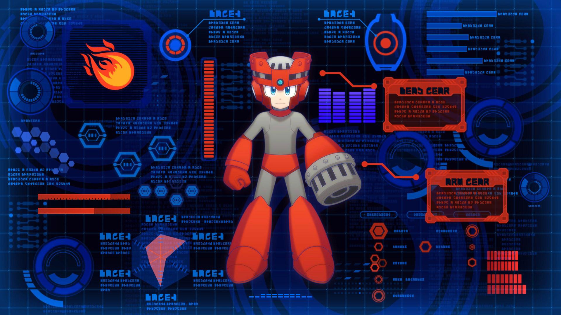 Free Mega Man 11 Wallpaper In 1920x1080