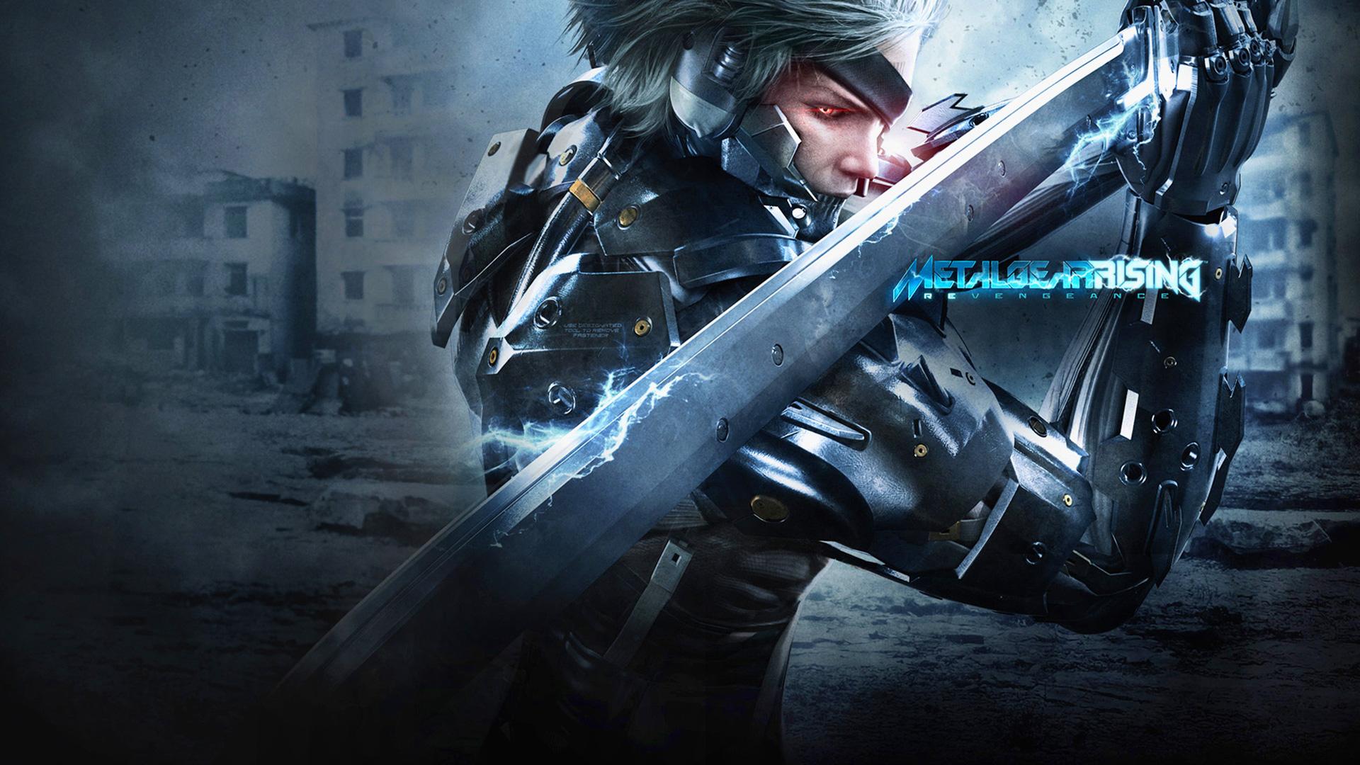 Free Metal Gear Rising: Revengeance Wallpaper in 1920x1080