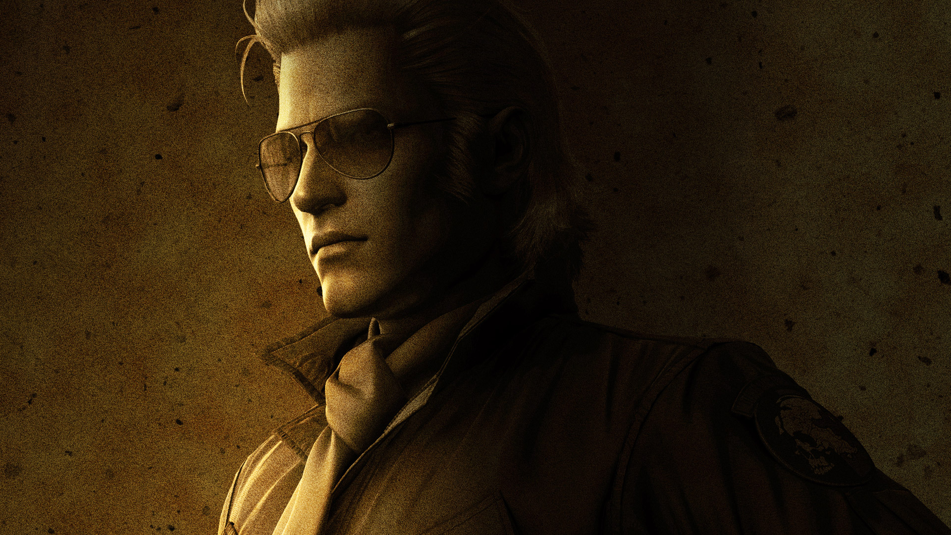 Metal Gear Solid: Peace Walker Wallpaper in 1920x1080