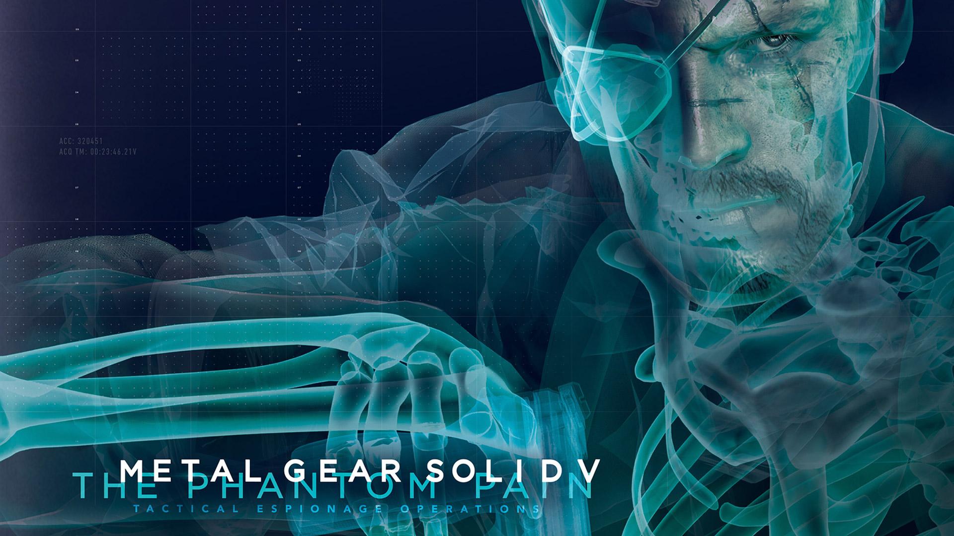 Free Metal Gear Solid V: The Phantom Pain Wallpaper in 1920x1080