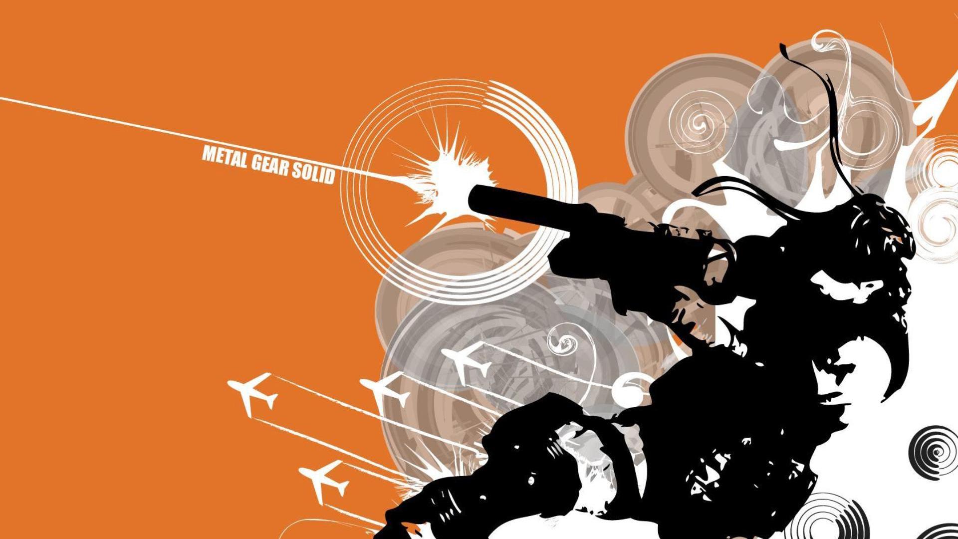 Free Metal Gear Solid Wallpaper in 1920x1080