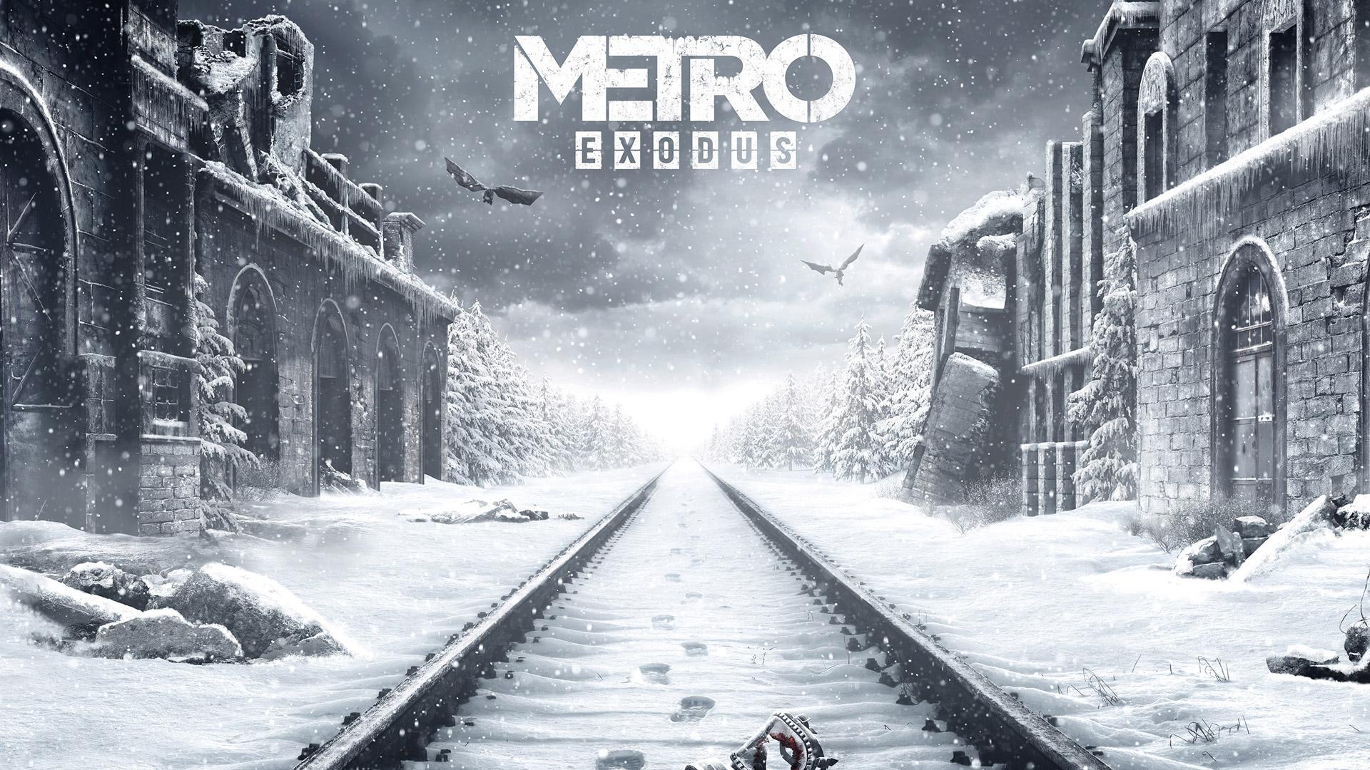 Free Metro Exodus Wallpaper in 1920x1080