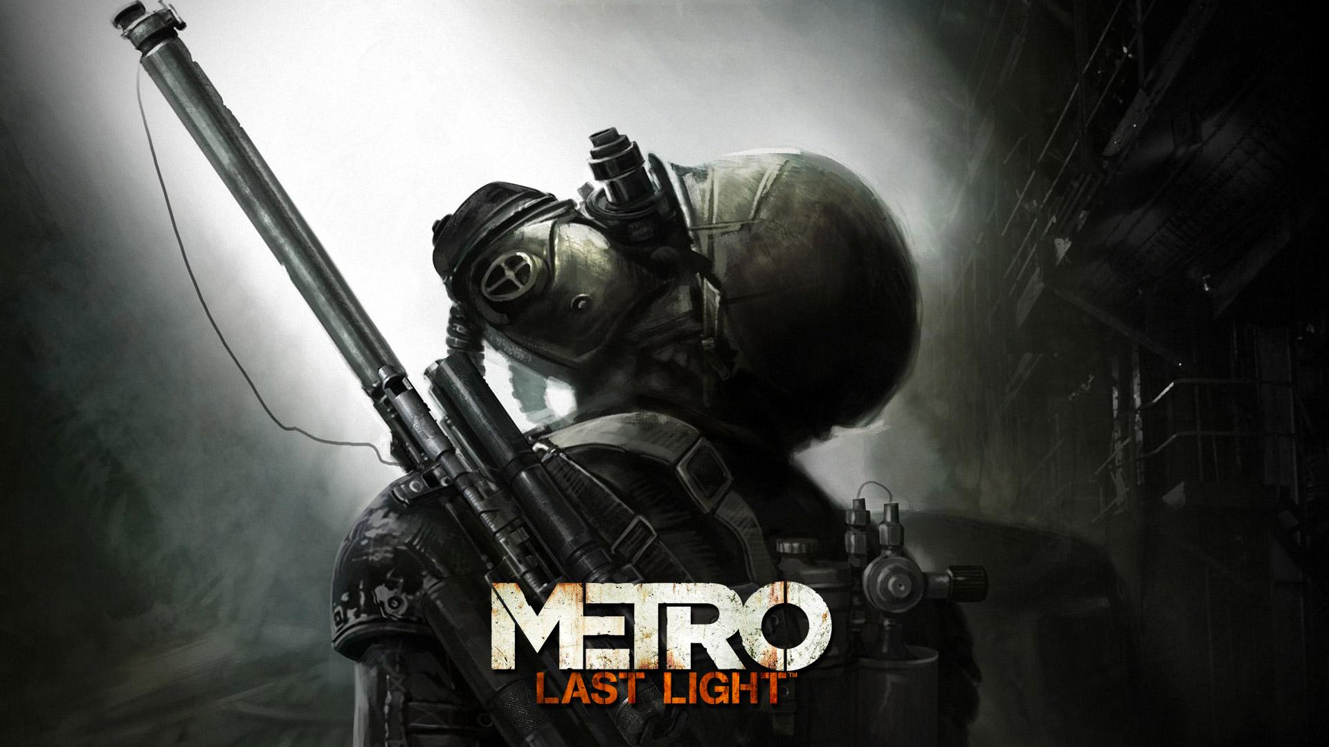 Metro: Last Light Wallpaper in 1920x1080