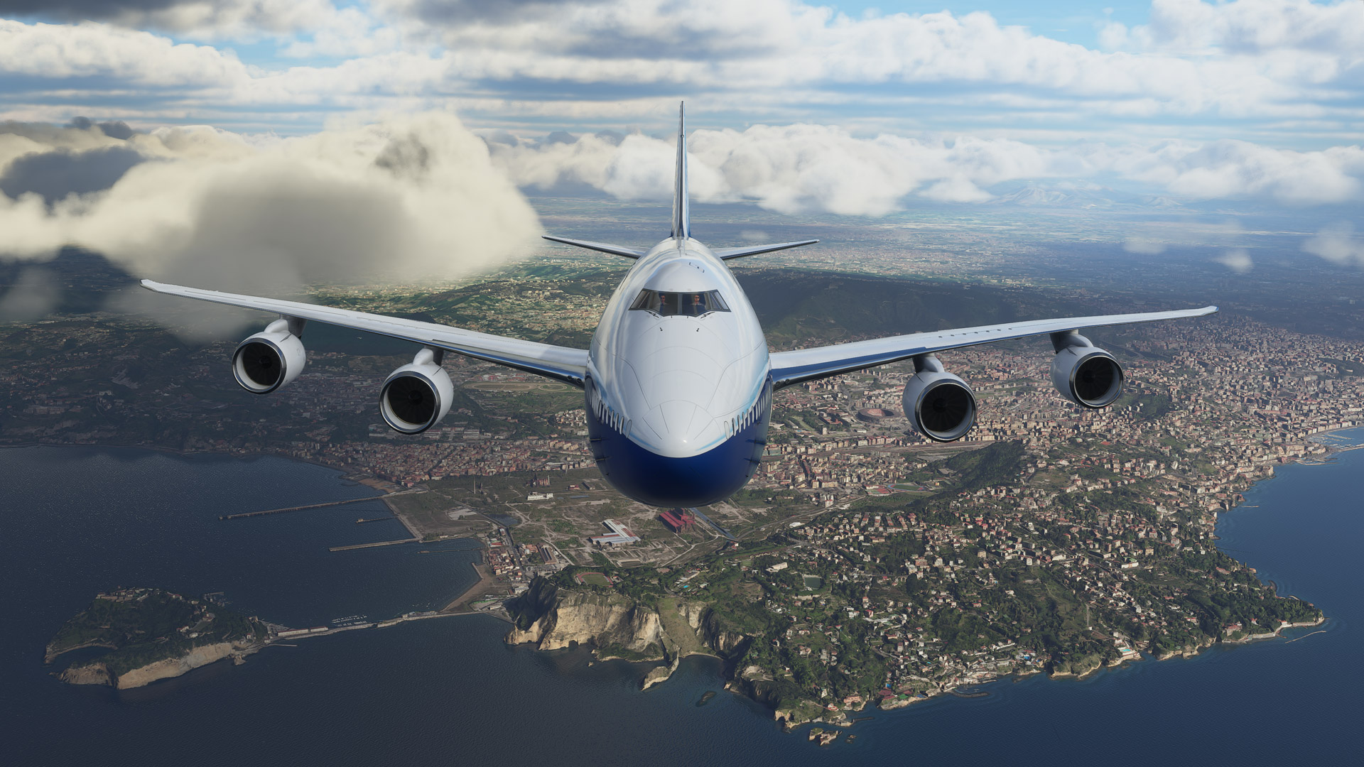 Microsoft Flight Simulator (2020) Wallpaper in 1920x1080