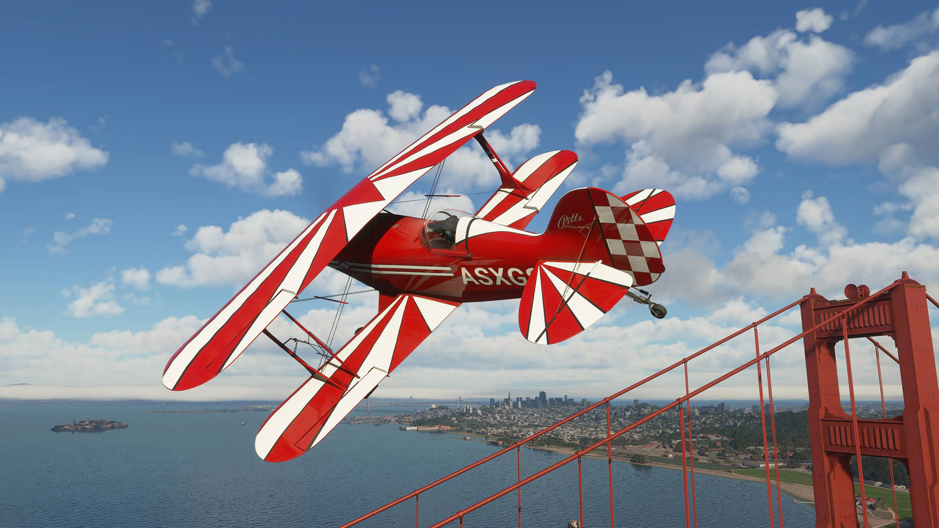Microsoft Flight Simulator (2020) Wallpaper in 1920x1080