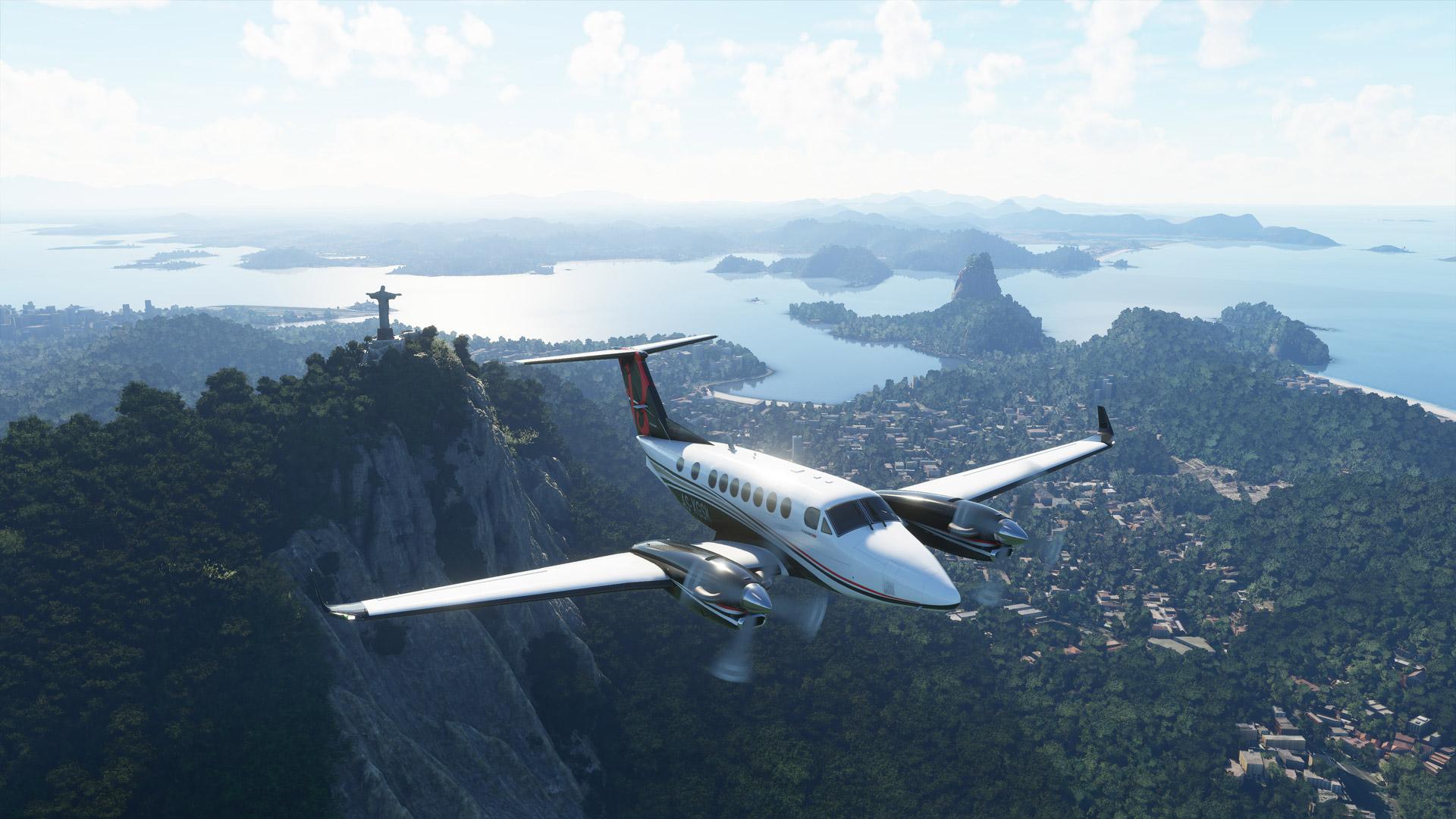 Free Microsoft Flight Simulator (2020) Wallpaper in 1920x1080