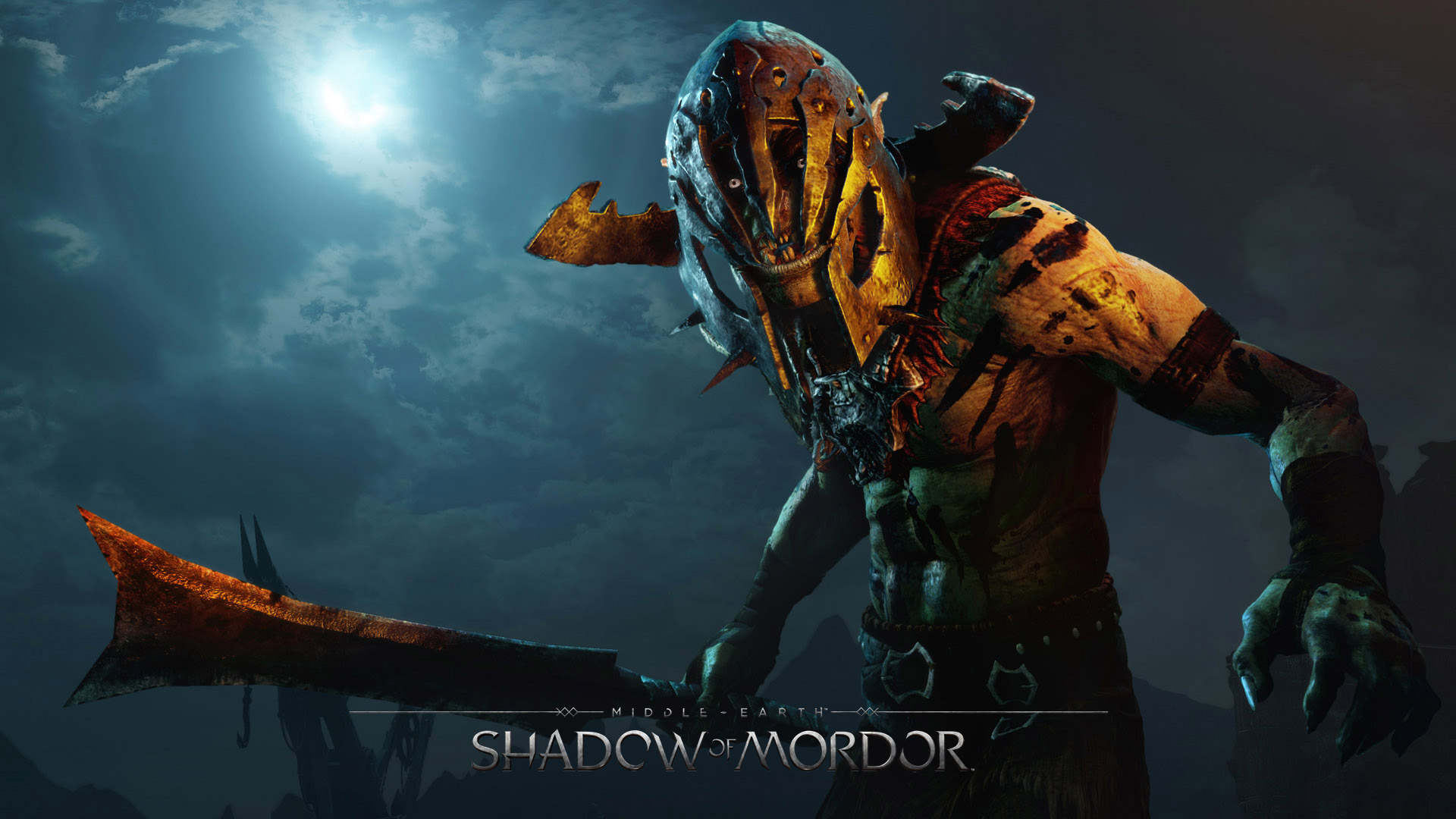 Free Middle-earth: Shadow of Mordor Wallpaper in 1920x1080