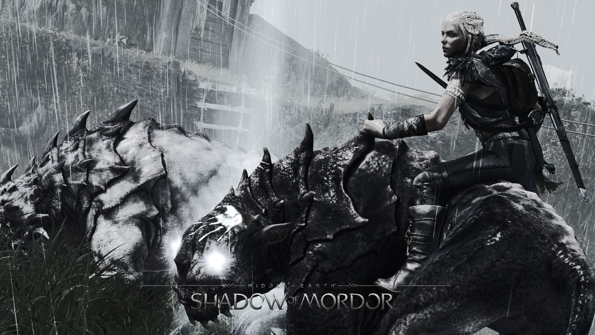 Middle-earth: Shadow of Mordor Wallpaper in 1920x1080