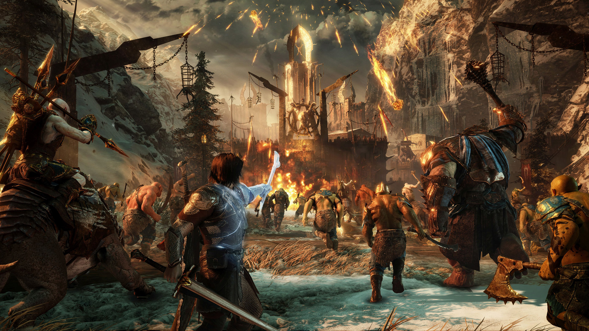 Middle-earth: Shadow of War Wallpaper in 1920x1080