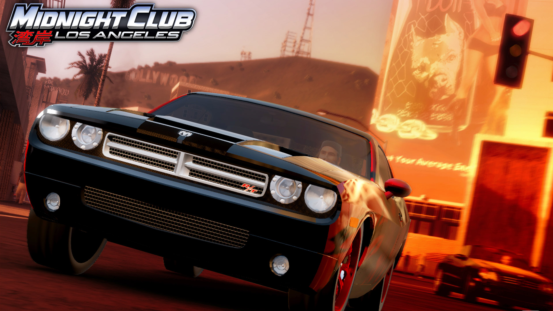 Midnight Club: Los Angeles Wallpaper in 1920x1080