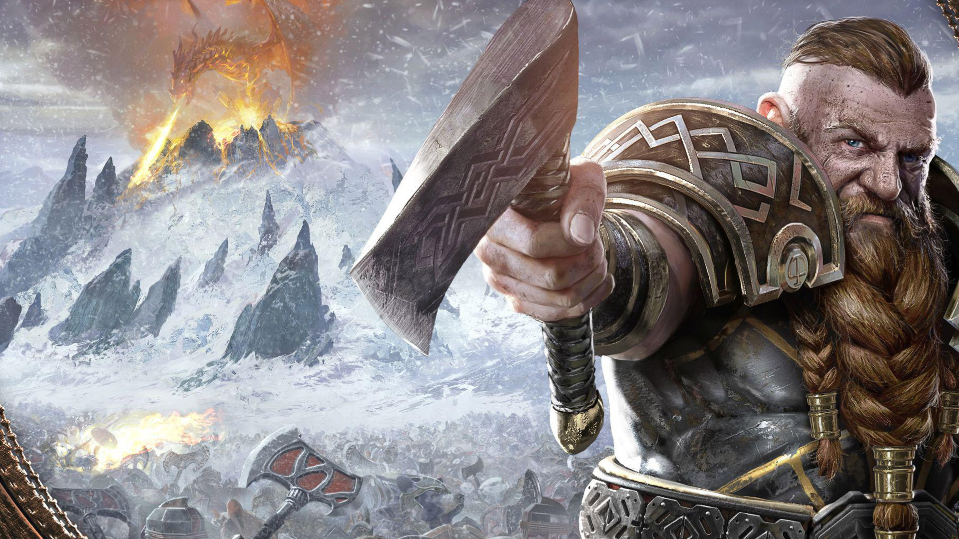 Free Might & Magic Heroes VII Wallpaper in 1920x1080