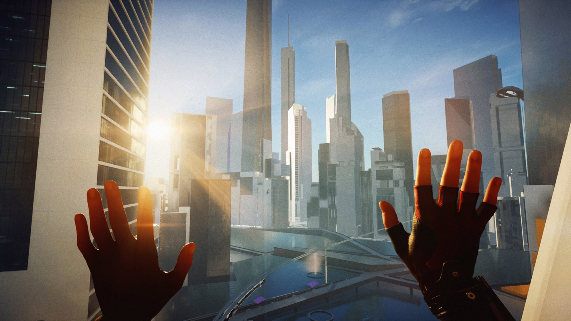 Free Mirror's Edge Catalyst Wallpaper in 1920x1080