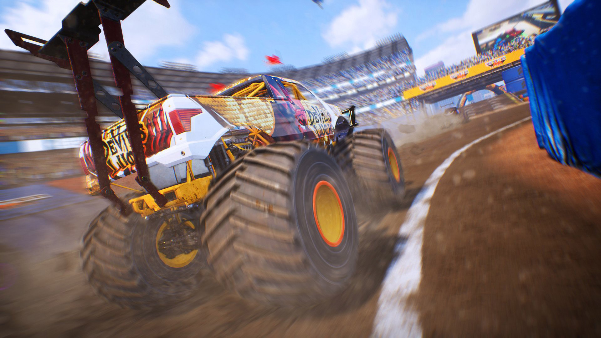 Monster Truck Championship Wallpaper in 1920x1080
