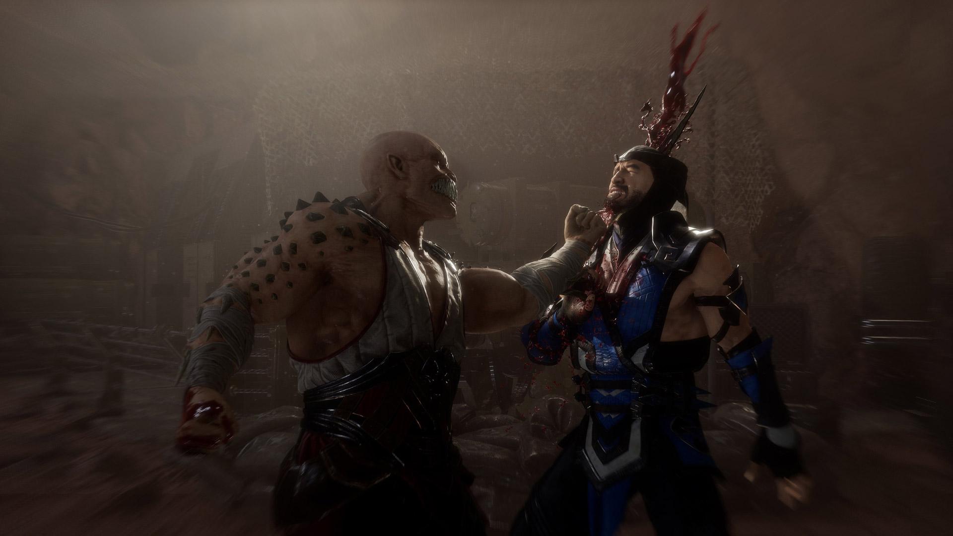 Mortal Kombat 11 Wallpaper in 1920x1080