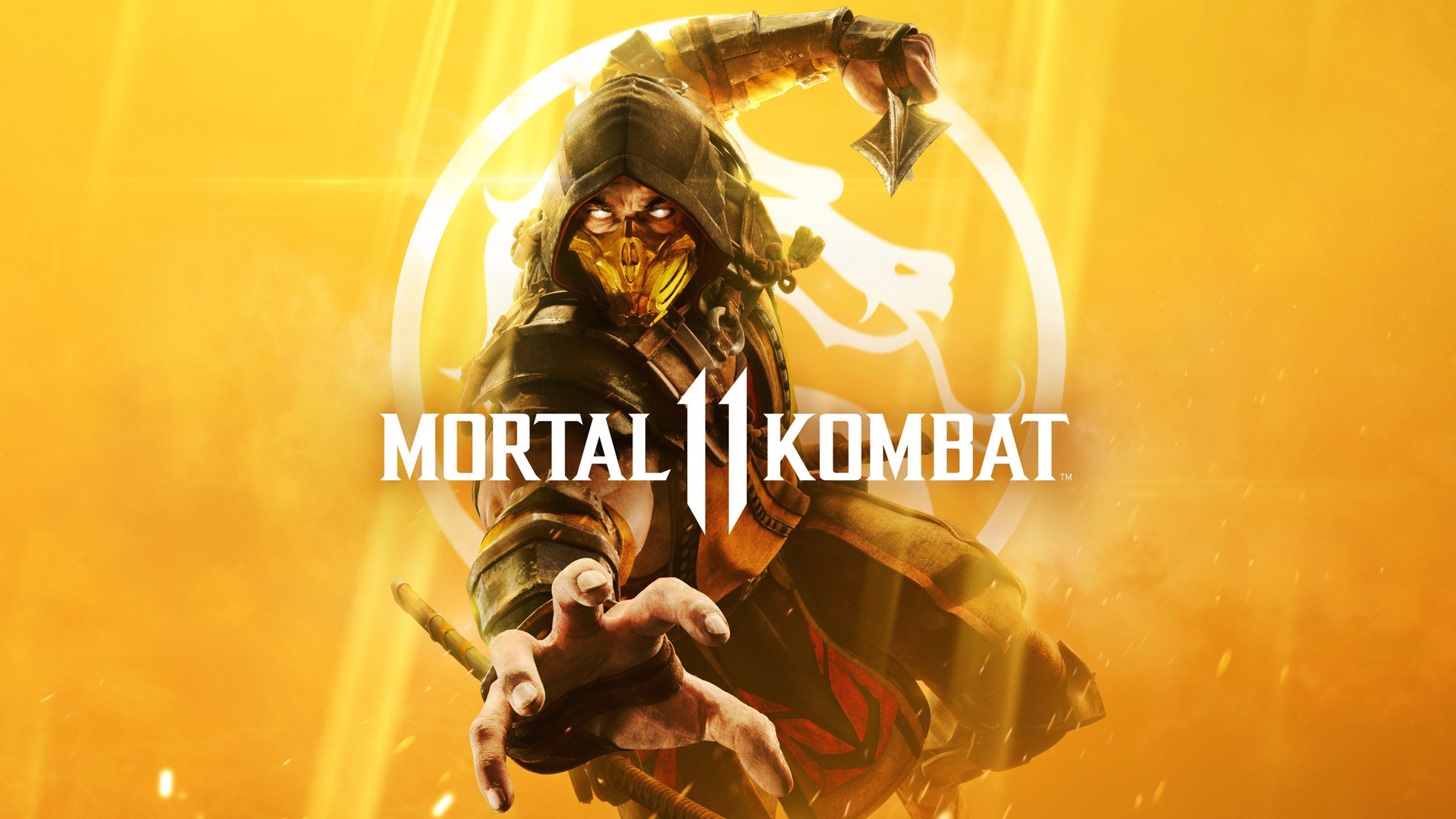 Free Mortal Kombat 11 Wallpaper in 1920x1080